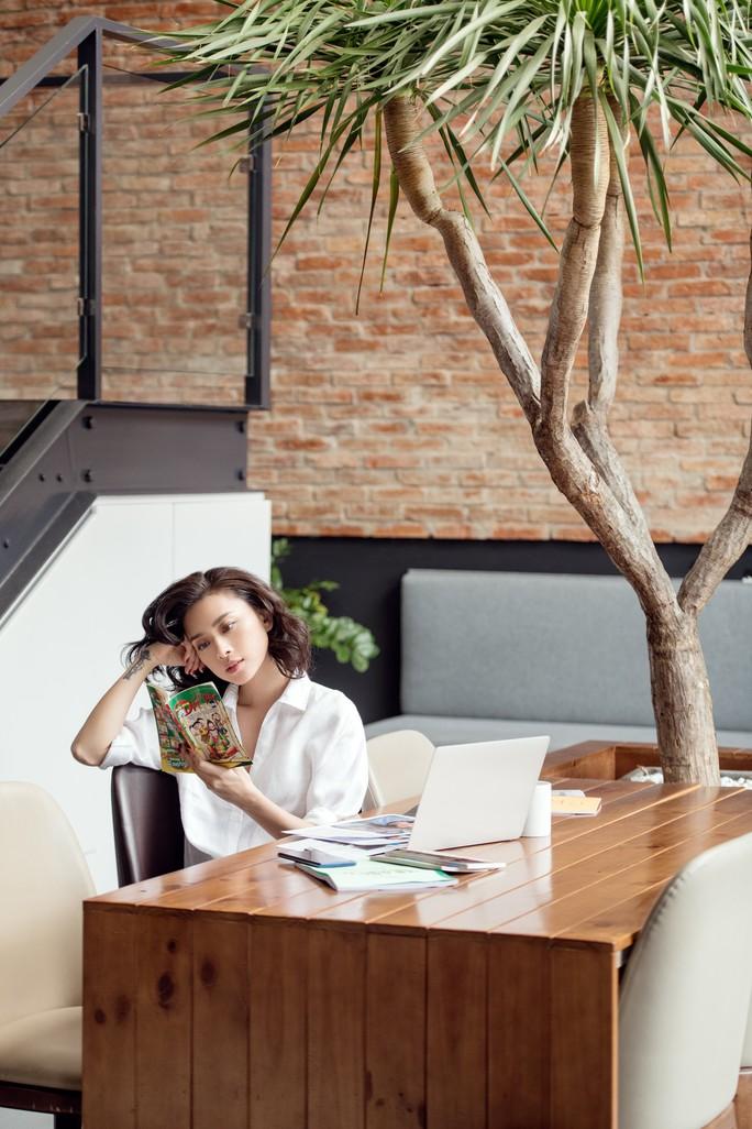 Ngô Thanh Vân viết cẩm nang cho bạn gái - Ảnh 3.