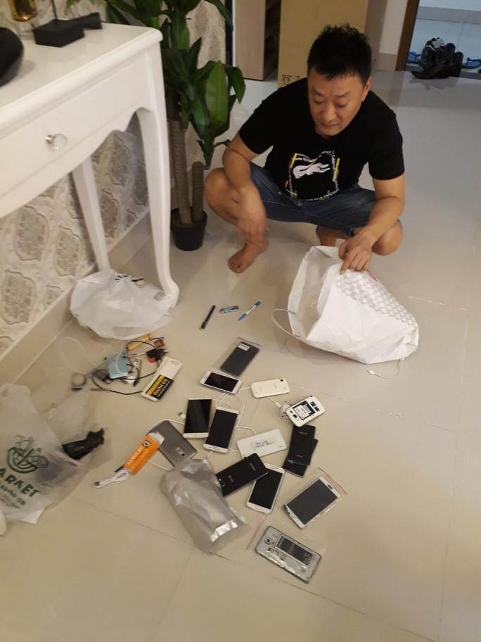 Bắt 3 nghi phạm Hàn Quốc cầm đầu đường dây đánh bạc trăm tỉ qua Internet - Ảnh 2.