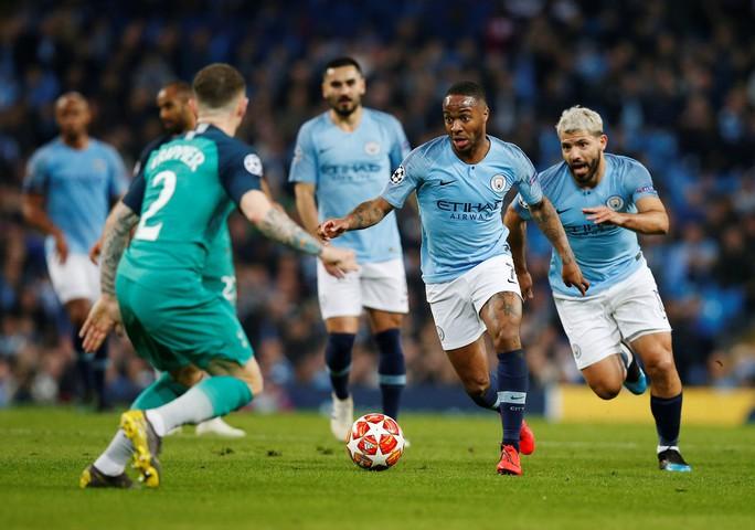 Man City tái đấu Tottenham: Bại binh phục hận? - Ảnh 1.