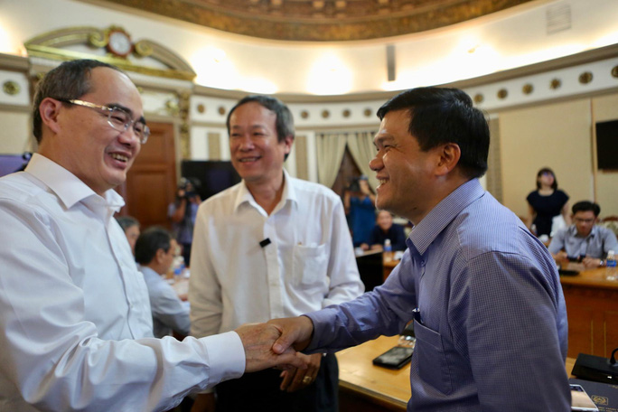 Bí thư Thành ủy TP HCM: Chính quyền mạnh là phải biết lo lắng, biết sợ khi người dân không hài lòng - Ảnh 1.