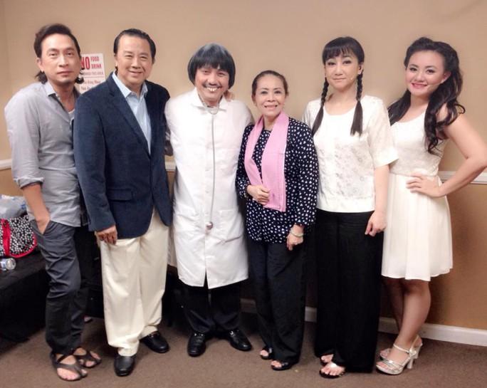 Nghệ sĩ hài Anh Vũ mất đột ngột tại Mỹ - Ảnh 3.