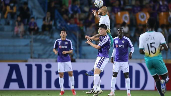 Vắng Quang Hải, Đình Trọng, Hà Nội FC thua sốc Yangon United - Ảnh 1.