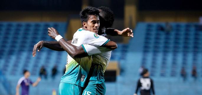 Vắng Quang Hải, Đình Trọng, Hà Nội FC thua sốc Yangon United - Ảnh 3.