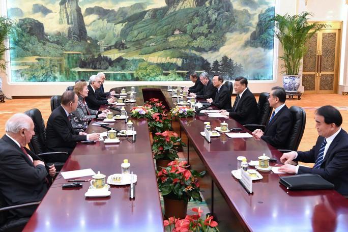 Cuộc chiến thương mại Mỹ-Trung: Phản ứng của Chủ tịch Trung Quốc sau thời gian im hơi lặng tiếng - Ảnh 1.