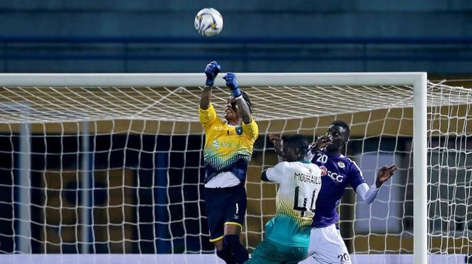 Vắng Quang Hải, Đình Trọng, Hà Nội FC thua sốc Yangon United - Ảnh 2.