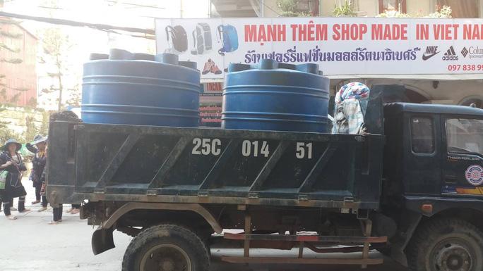 Choáng với giá 500.000 đồng/m3 nước sinh hoạt ở Sa Pa, lo vỡ trận dịp nghỉ lễ - Ảnh 6.