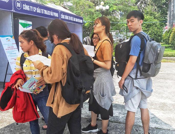 Hơn 13.000 vị trí tuyển dụng tại Ngày hội việc làm Đại học Đà Nẵng - Ảnh 2.