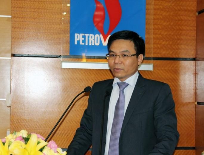 Tiến sĩ hóa dầu 46 tuổi được giới thiệu vào ghế nóng Tổng giám đốc PVN - Ảnh 1.
