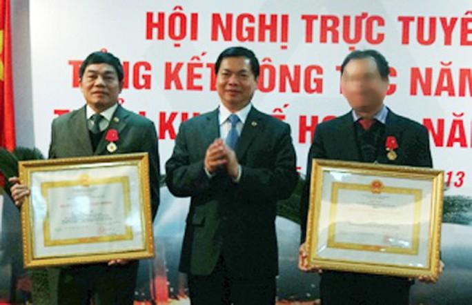 Bắt ông Mai Văn Tinh, cựu Chủ tịch Tổng công ty thép Việt Nam - Ảnh 1.