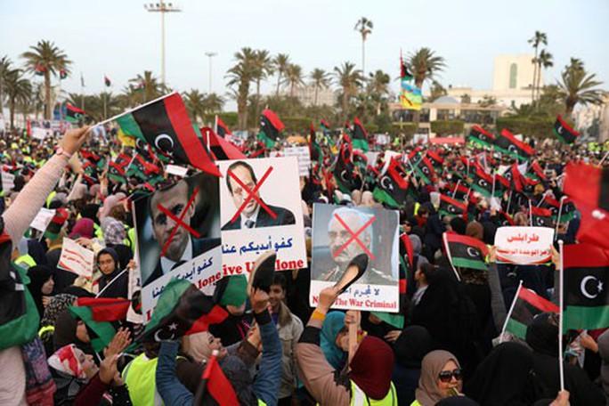 Nga - Mỹ bất ngờ đồng quan điểm về xử lý khủng hoảng ở Libya - Ảnh 1.