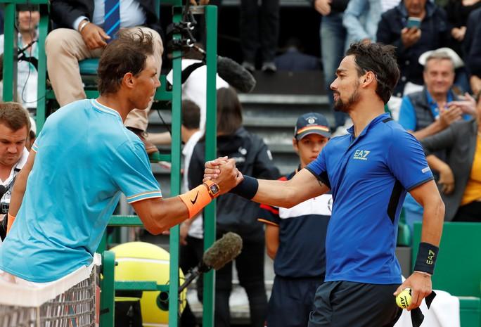 Nadal: Thất bại trước Fognini là trận đấu tệ nhất! - Ảnh 1.