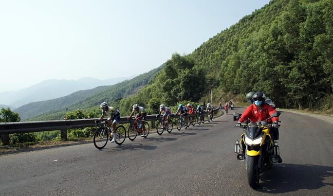 Giải xe đạp tranh Cúp Truyền hình TP HCM: Nguyễn Thành Tâm lên tiếng - Ảnh 2.