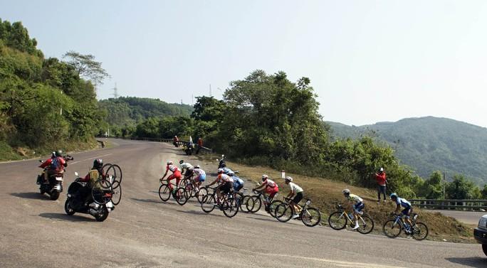 Giải xe đạp tranh Cúp Truyền hình TP HCM: Nguyễn Thành Tâm lên tiếng - Ảnh 1.