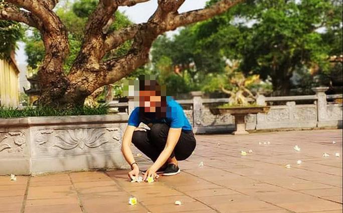 Xôn xao thông tin trụ trì chùa Trung Hành dọa thả chó cắn nát mặt Phật tử - Ảnh 2.