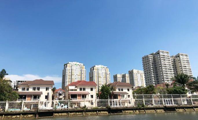Rắp tâm lấn chiếm bờ sông Sài Gòn - Ảnh 1.
