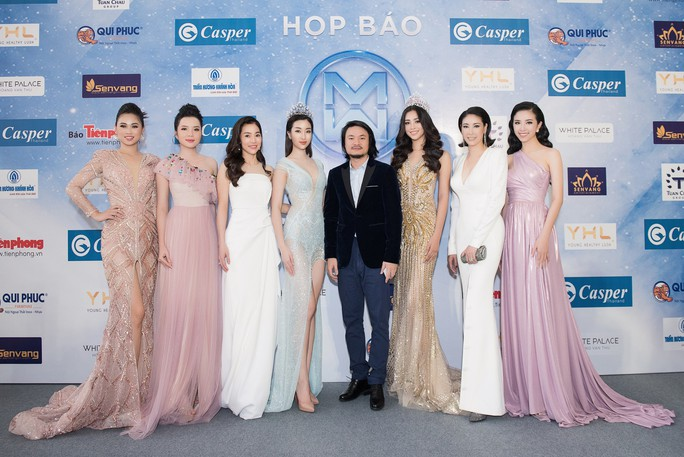 Có thêm cuộc thi Hoa hậu Thế giới Việt Nam - Ảnh 1.