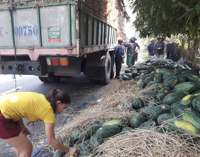 Nông sản xuất sang Trung Quốc phải truy xuất được nguồn gốc - Ảnh 1.