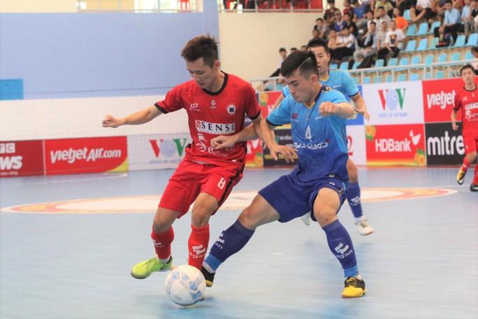 VCK Giải Futsal VĐQG 2019: Đà Nẵng FC dội mưa bàn thắng trước Quảng Nam - Ảnh 1.