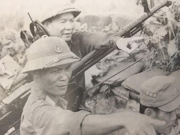 Cố Chủ tịch nước Lê Đức Anh: Vị tướng qua 4 chiến trường - Ảnh 2.
