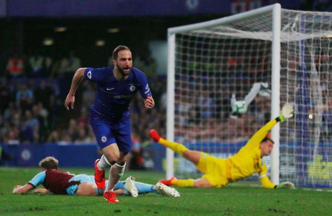 HLV Sarri bị đuổi, Chelsea vuột chiến thắng trước Burnley - Ảnh 10.