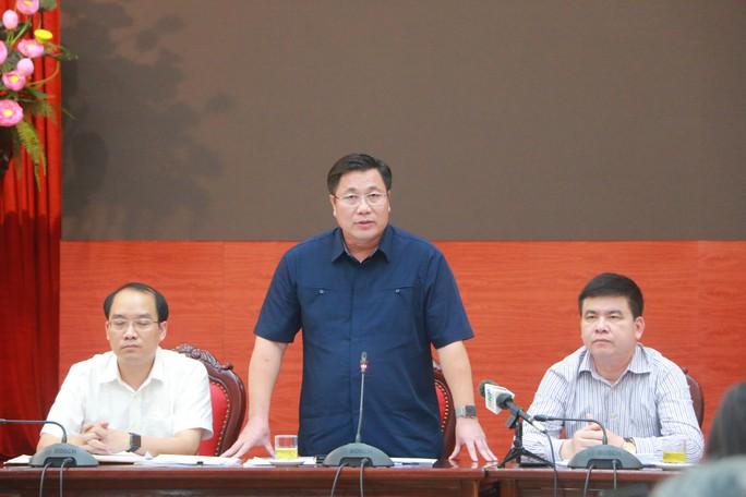 Chủ tịch quận ở Hà Nội công khai giải thích việc bị tố dùng bằng ma - Ảnh 1.