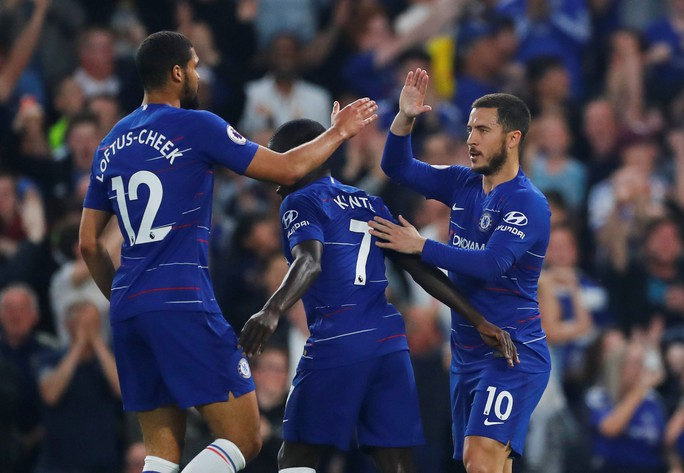 HLV Sarri bị đuổi, Chelsea vuột chiến thắng trước Burnley - Ảnh 9.
