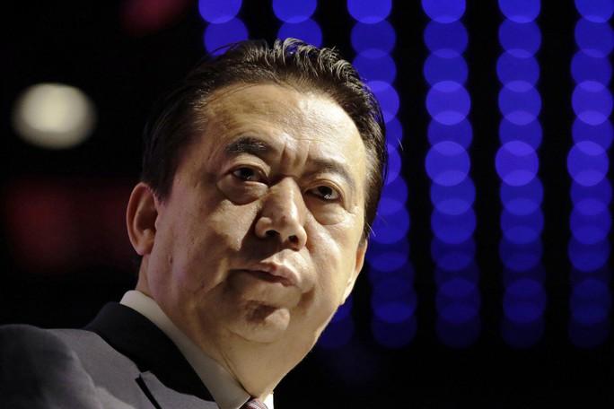 """Trung Quốc chính thức bắt giữ và buộc tội cựu """"sếp"""" Interpol - Ảnh 1."""