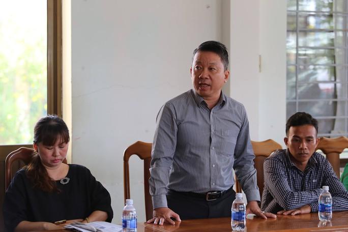 Viện trưởng VKSND huyện Cần Giờ thừa nhận sai sót và cam kết thương lượng bồi thường - Ảnh 2.