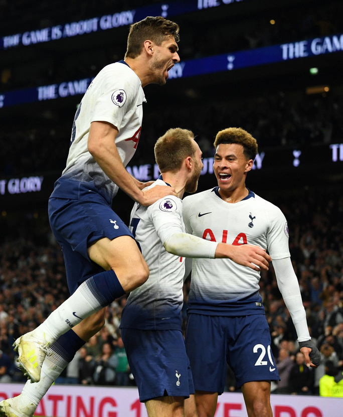 Thay sân đổi vận, Tottenham chắc chân Top 3 Ngoại hạng - Ảnh 6.