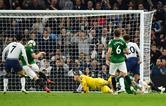Thay sân đổi vận, Tottenham chắc chân Top 3 Ngoại hạng - Ảnh 4.
