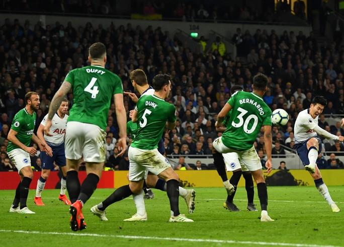 Thay sân đổi vận, Tottenham chắc chân Top 3 Ngoại hạng - Ảnh 3.