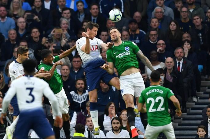 Thay sân đổi vận, Tottenham chắc chân Top 3 Ngoại hạng - Ảnh 2.