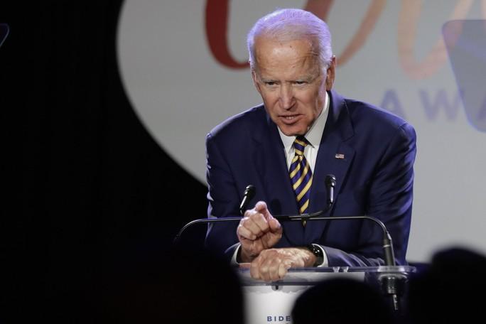 Ông Biden ra tranh cử tổng thống vì... nước Mỹ bị đe dọa - Ảnh 1.