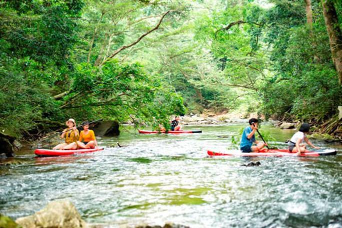 Tiên cảnh giữa núi rừng Phong Nha - Ảnh 1.