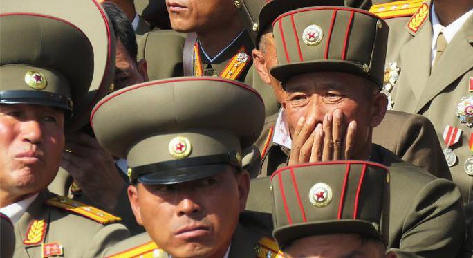 Triều Tiên dọa phản ứng quân sự đối với Mỹ và Hàn Quốc - Ảnh 2.