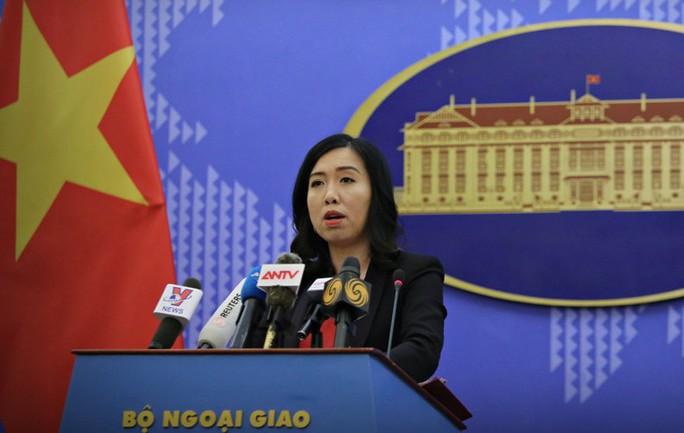Hoạt động của Việt Nam ở Trường Sa là hoàn toàn bình thường và hợp pháp - Ảnh 1.