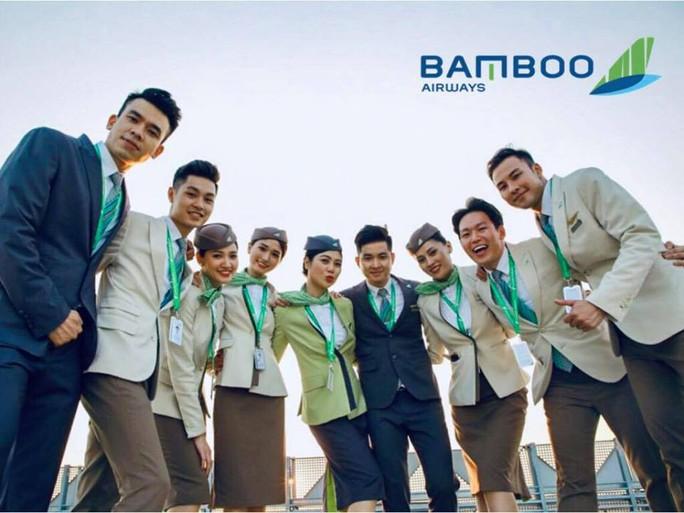 Bamboo Airways phủ nhận có đại sứ thương hiệu - Ảnh 1.