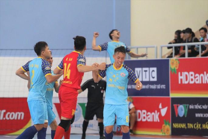 VCK Futsal VĐQG 2019: Thái Sơn Nam thua sốc - Ảnh 2.