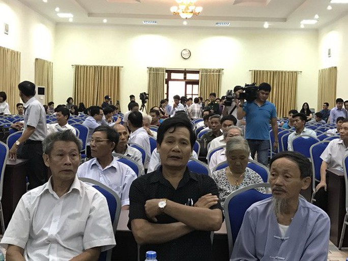 Thanh tra Chính phủ công bố việc rà soát kết luận đất đai ở Đồng Tâm - Ảnh 1.