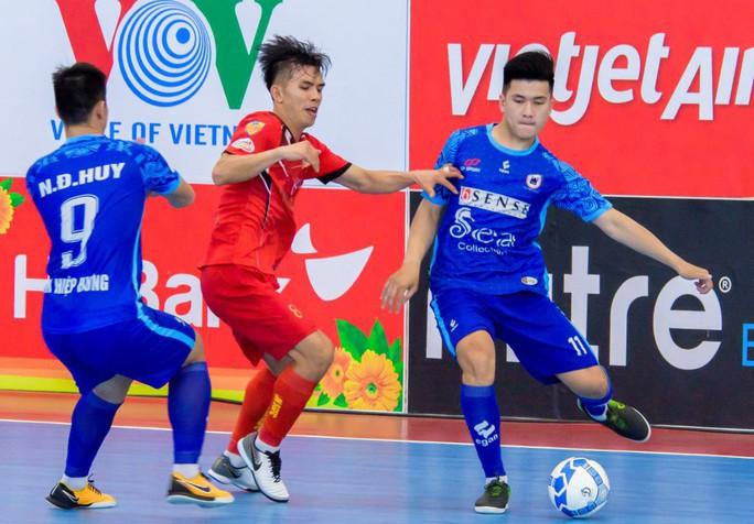 VCK Futsal VĐQG 2019: Thái Sơn Nam thua sốc - Ảnh 1.