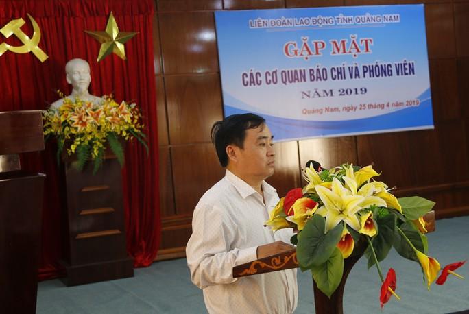 Lần đầu tiên bí thư, chủ tịch tỉnh Quảng Nam sẽ đối thoại với công nhân - Ảnh 1.