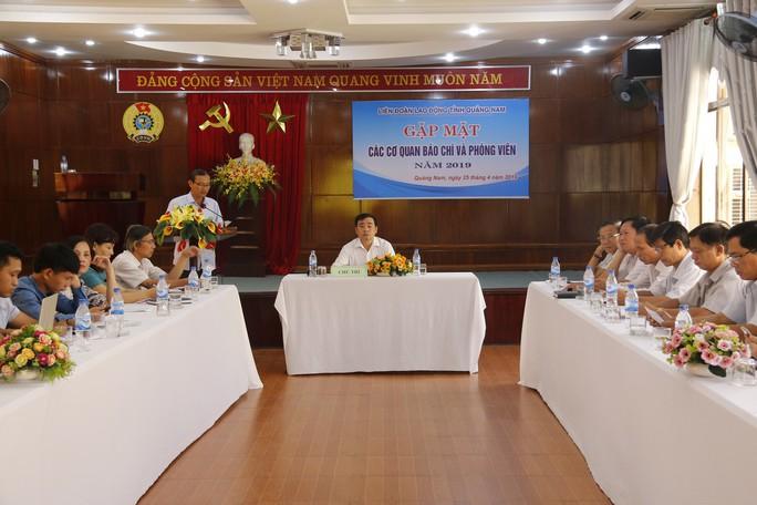 Lần đầu tiên bí thư, chủ tịch tỉnh Quảng Nam sẽ đối thoại với công nhân - Ảnh 2.
