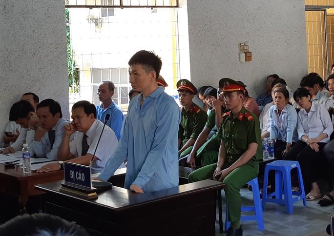 Đề nghị tử hình nguyên cán bộ ngân hàng thụt két 114 tỉ đồng - Ảnh 1.