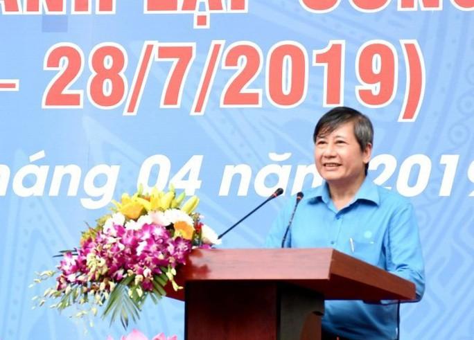 LĐLĐ TP Hà Nội: Nhiều hoạt động chăm lo cho công nhân khó khăn - Ảnh 4.