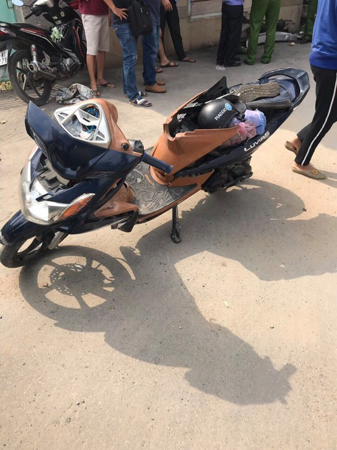 Điều tra vụ truy đuổi cướp, 1 người tử vong ở xa lộ Hà Nội - Ảnh 2.