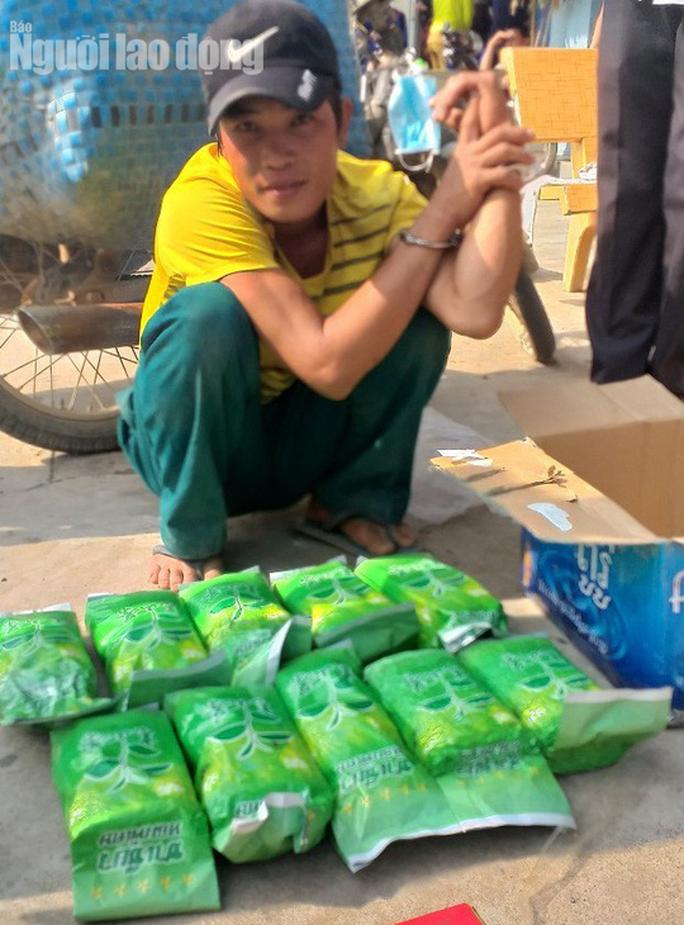 Dùng xe máy chở 15 kg ma túy, Nguyễn Văn Chạy chạy không thoát - Ảnh 1.