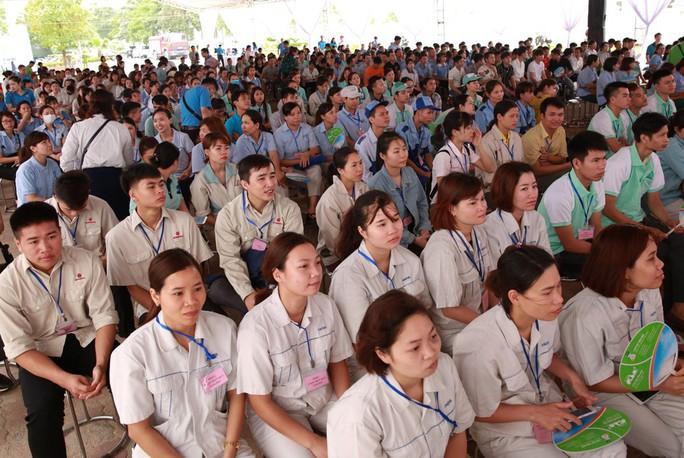 LĐLĐ TP Hà Nội: Nhiều hoạt động chăm lo cho công nhân khó khăn - Ảnh 2.