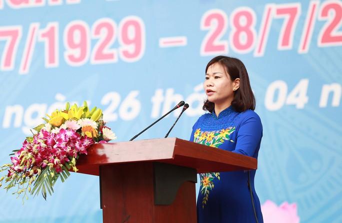 LĐLĐ TP Hà Nội: Nhiều hoạt động chăm lo cho công nhân khó khăn - Ảnh 3.