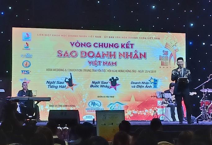 Cuộc thi Sao doanh nhân giả công văn truyền đạt ý kiến Phó Chủ tịch UBND TP HCM - Ảnh 1.