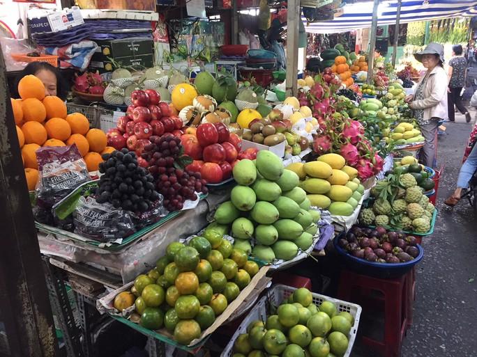 Thịt cá, hải sản đầy chợ, giá không tăng trong ngày đầu nghỉ lễ - Ảnh 4.